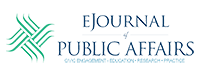 eJournal of Public Affairs - logo