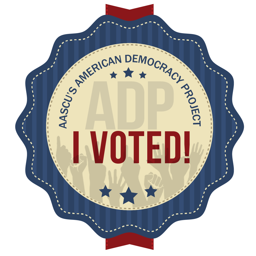 ADP I Voted Sticker - Generic High Res