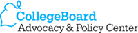 College Board Advocacy and Policy logo
