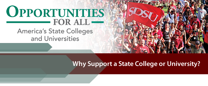Why Support SCU Banner