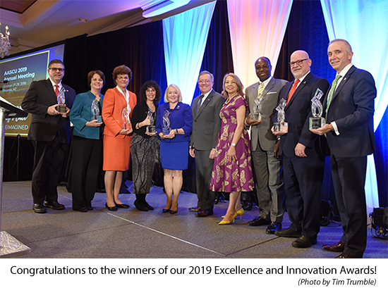 2019 EI Awards Winners