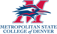 Metropolitan State College of Denver logo
