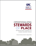 Operationalizing Stewards of Place