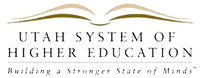 Utah System of Higher Ed logo